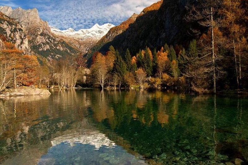 Осенние озера: 30 фотографий 0 145ddf 799ebdb0 orig