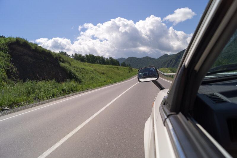 Кату-Ярык. Экстремальная поездка на 30-летнем авто.
