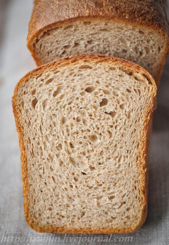 Чем полезен ржаной хлеб на закваске