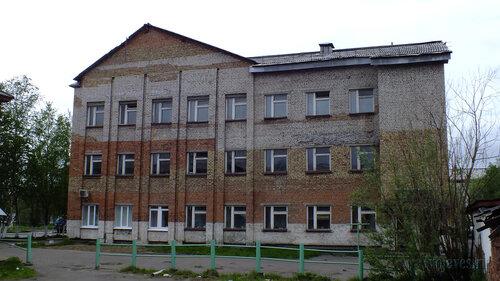 Фотография Инты №4679  Восточная сторона Кирова 36 (поликлиника №1) 20.06.2013_12:59