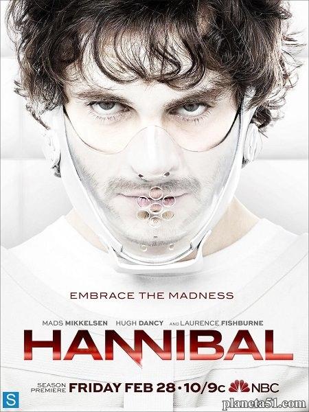 Ганнибал (1-2 сезоны: 1-26 серии из 26) / Hannibal / 2013-2014 / ПМ (AlexFilm), СТ / WEB-DLRip