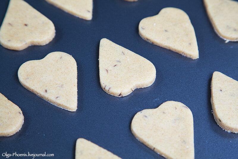 Печенье с тмином