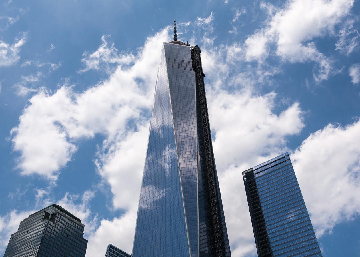 20 Фото: Dirk Steinga?er Стоимость : $3,900,000,000 Город : Нью-Йорк (США) Высота : 541 метр Этажи :