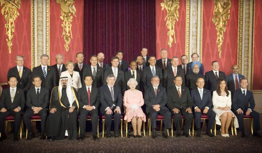 Как будет выглядеть мир политики без мужчин