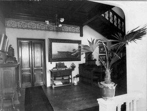 Курительная комната в особняке И.Д.Бонштедта.
