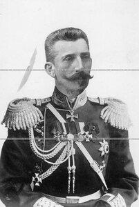 Генерал-майор Иван Яковлевич Кульнев (портрет).