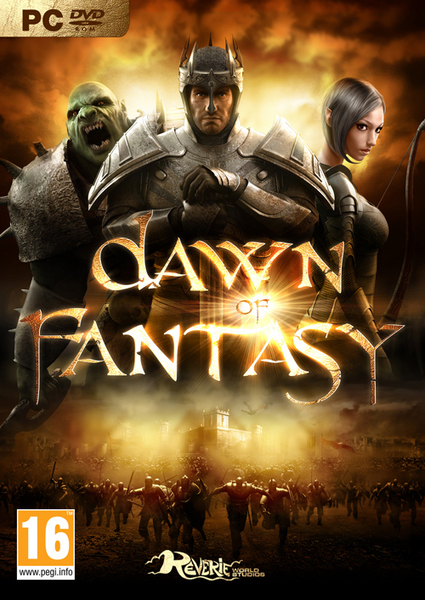 Dawn of Fantasy: Kingdom Wars (2013/ENG)
