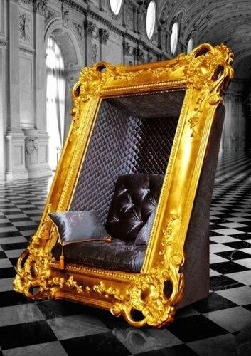 Экстравагантное кресло