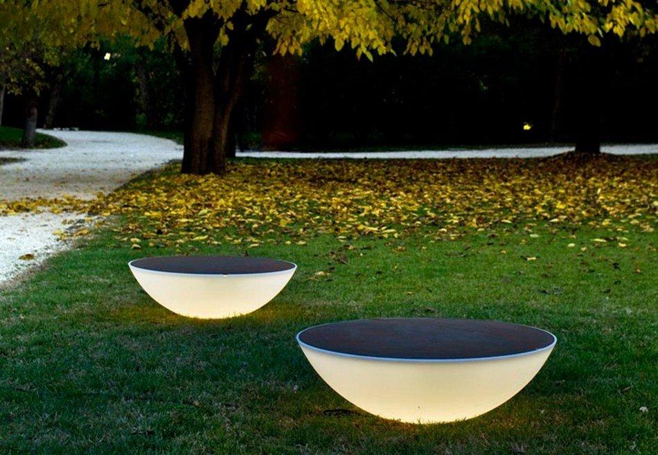Садовый фонарь Solar на солнечных батареях