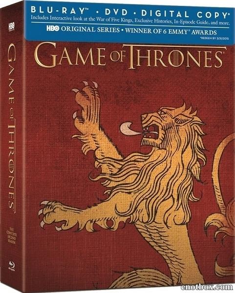 Игра престолов / Game of Thrones - Сезоны 1-6 [2011-2016, WEB-DLRip, HDRip | BDRip 720p, BDRip 1080p] (LostFilm | Ren TV | Amedia)