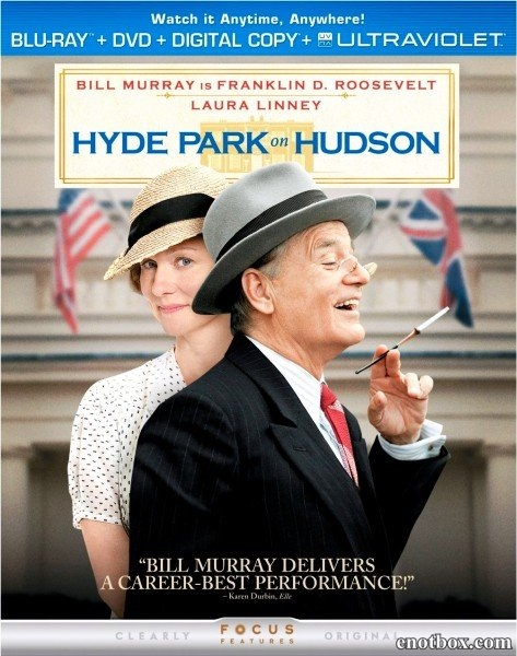 Гайд-Парк на Гудзоне / Hyde Park on Hudson (2012/BDRip/HDRip)