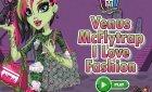 В магазин с Венера Монстр Хай игра одевалка