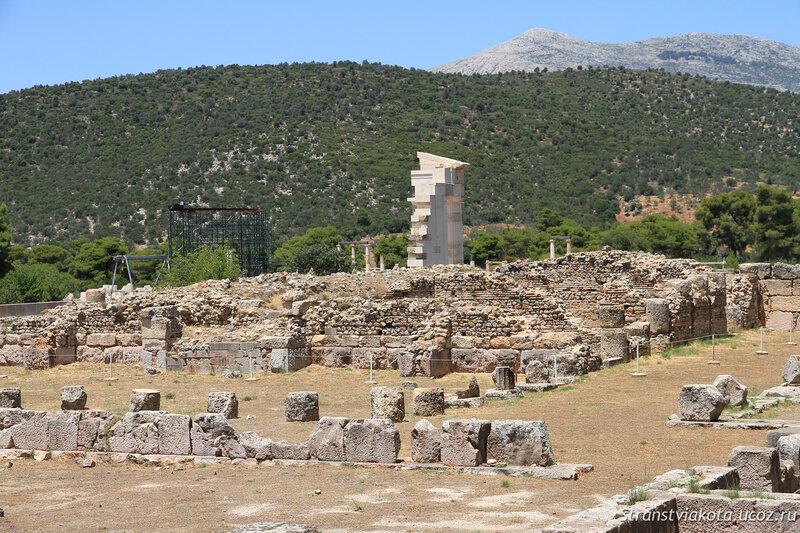 Пелопоннес, Эпидавр