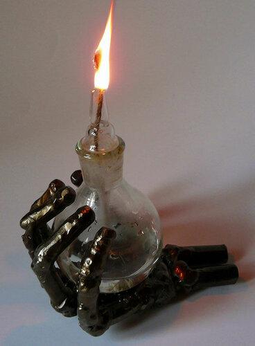 Мёртвая рука, или Готовимся к Хэллоуину :) (Фото 5)
