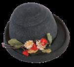 Дамская шляпка