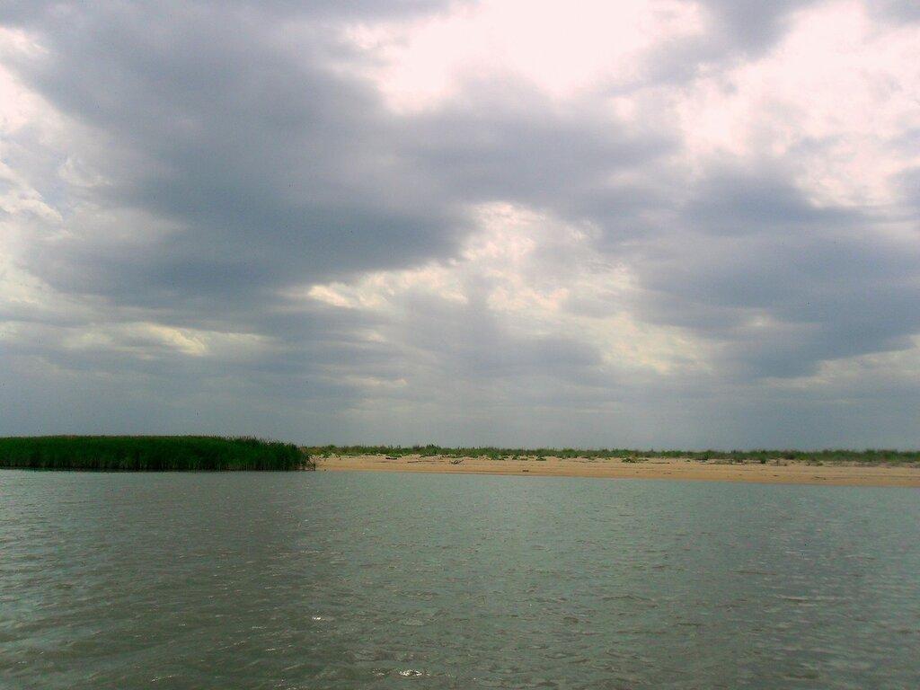 У берега ... с облаками ... SAM_7780.JPG