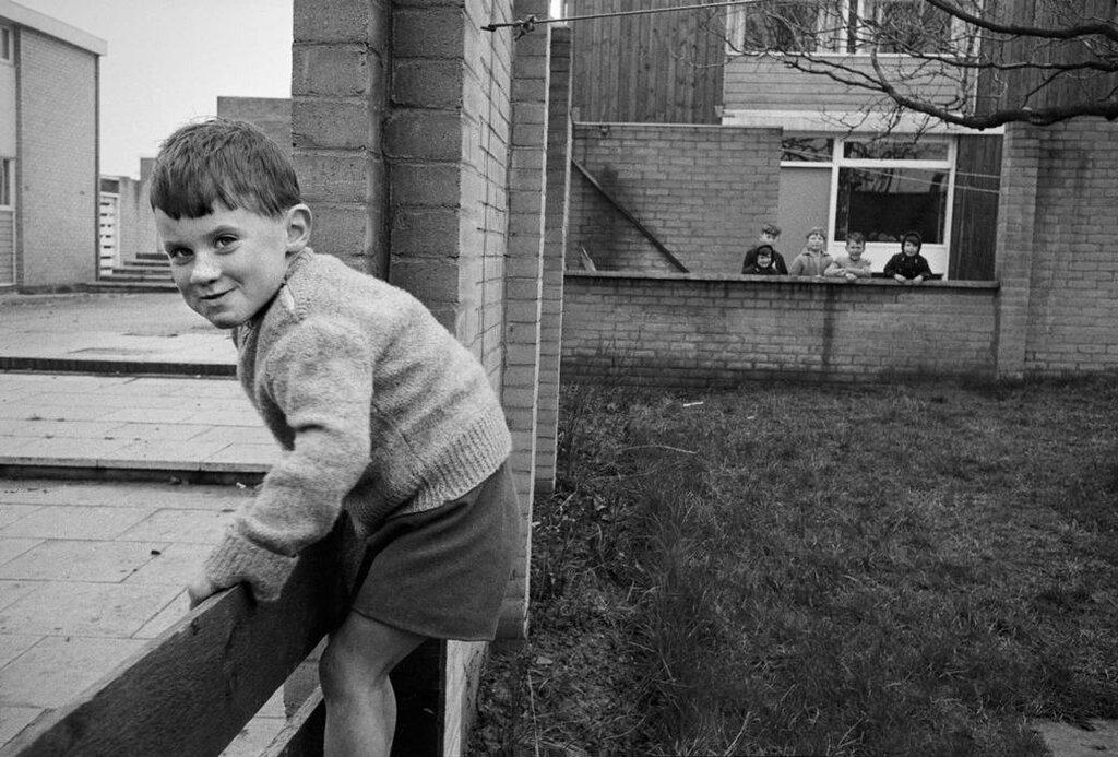 ENGLAND. Horden New Town, 1961