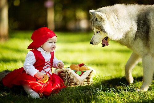 Я тебя съем!))