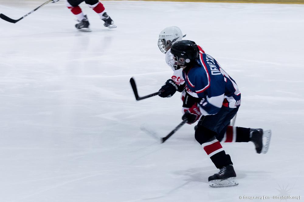 Хоккей. Легион-03 - СДЮСШОР №6
