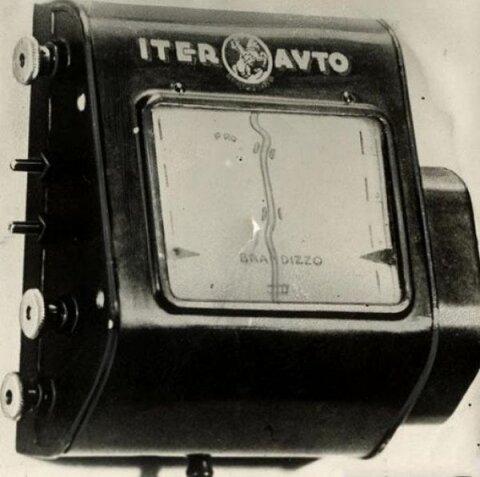 Аналоговый GPS-навигатор