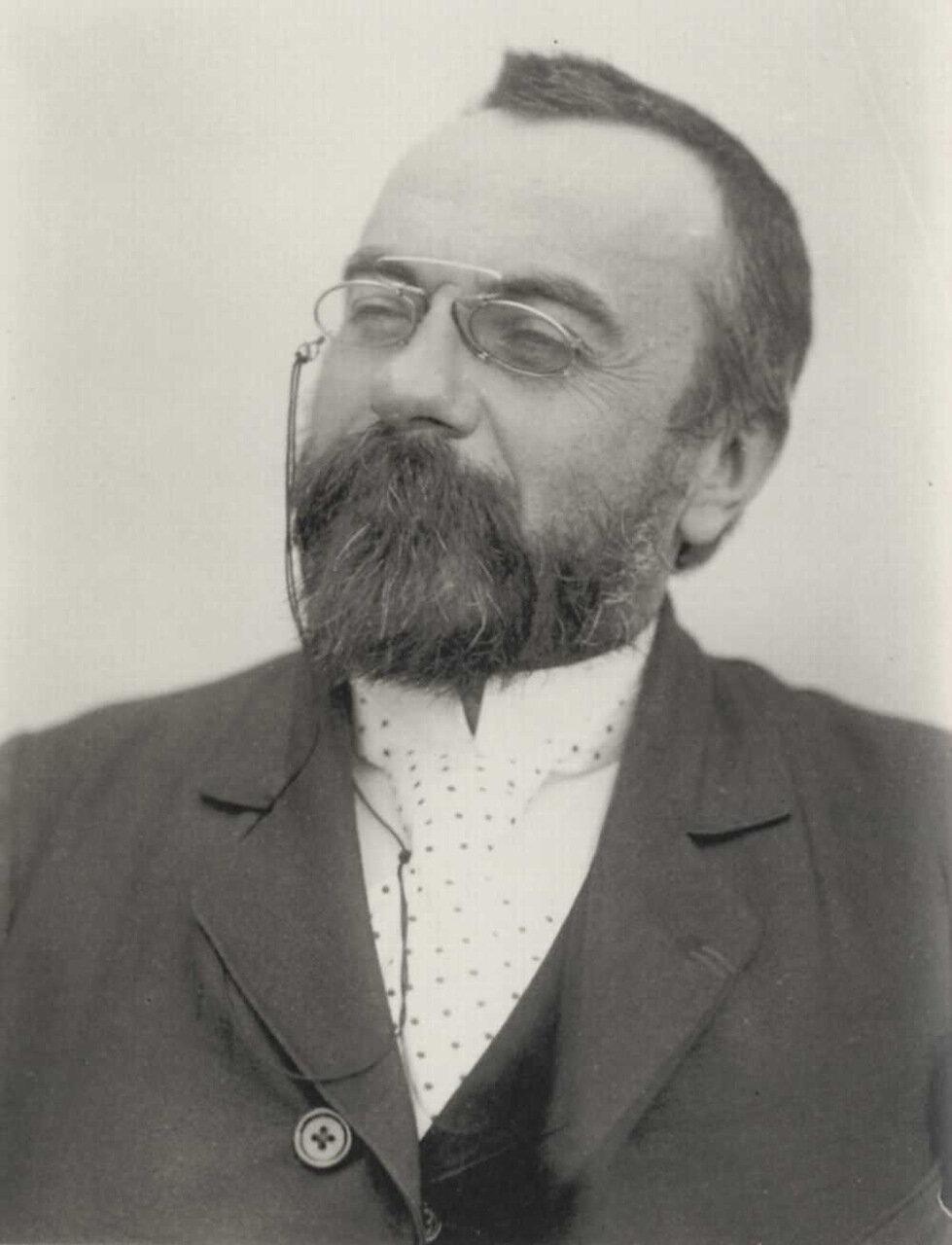 Альфред Брюно (1857-1934), композитор, автор лирических драм по романам Золя