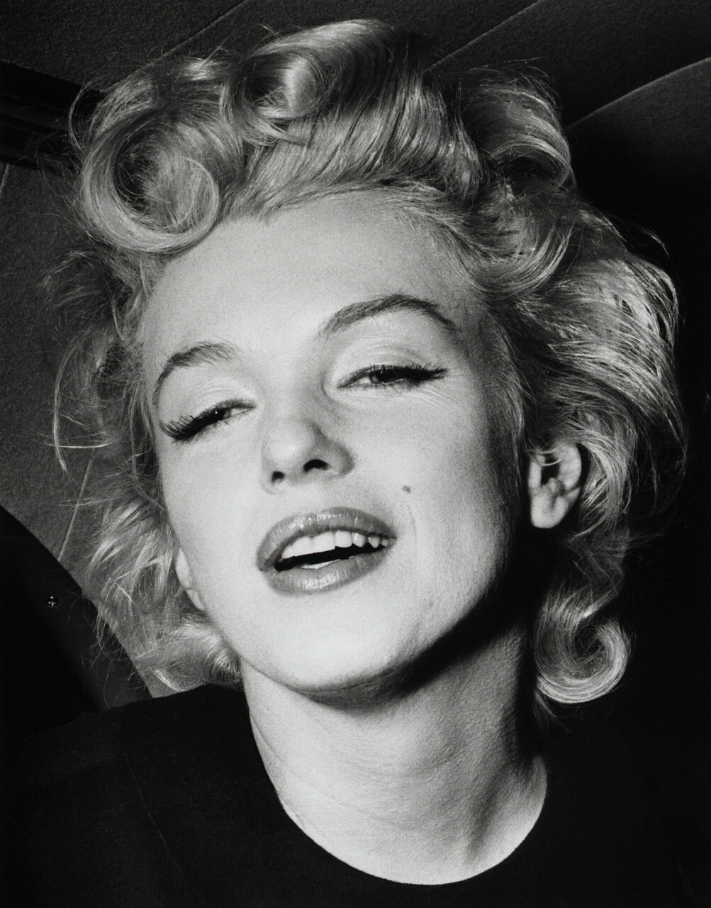 Close-Up of Marilyn Monroe