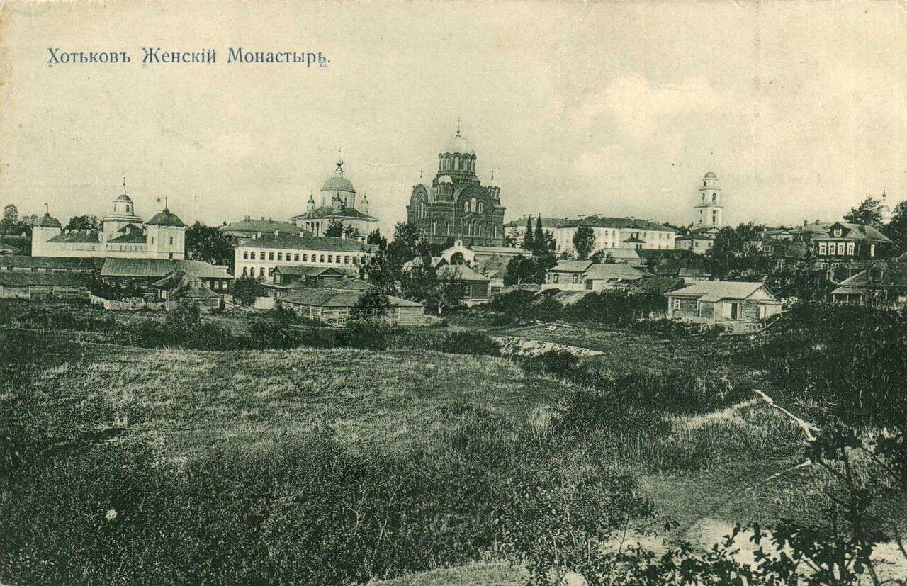 Хотьков Женский монастырь