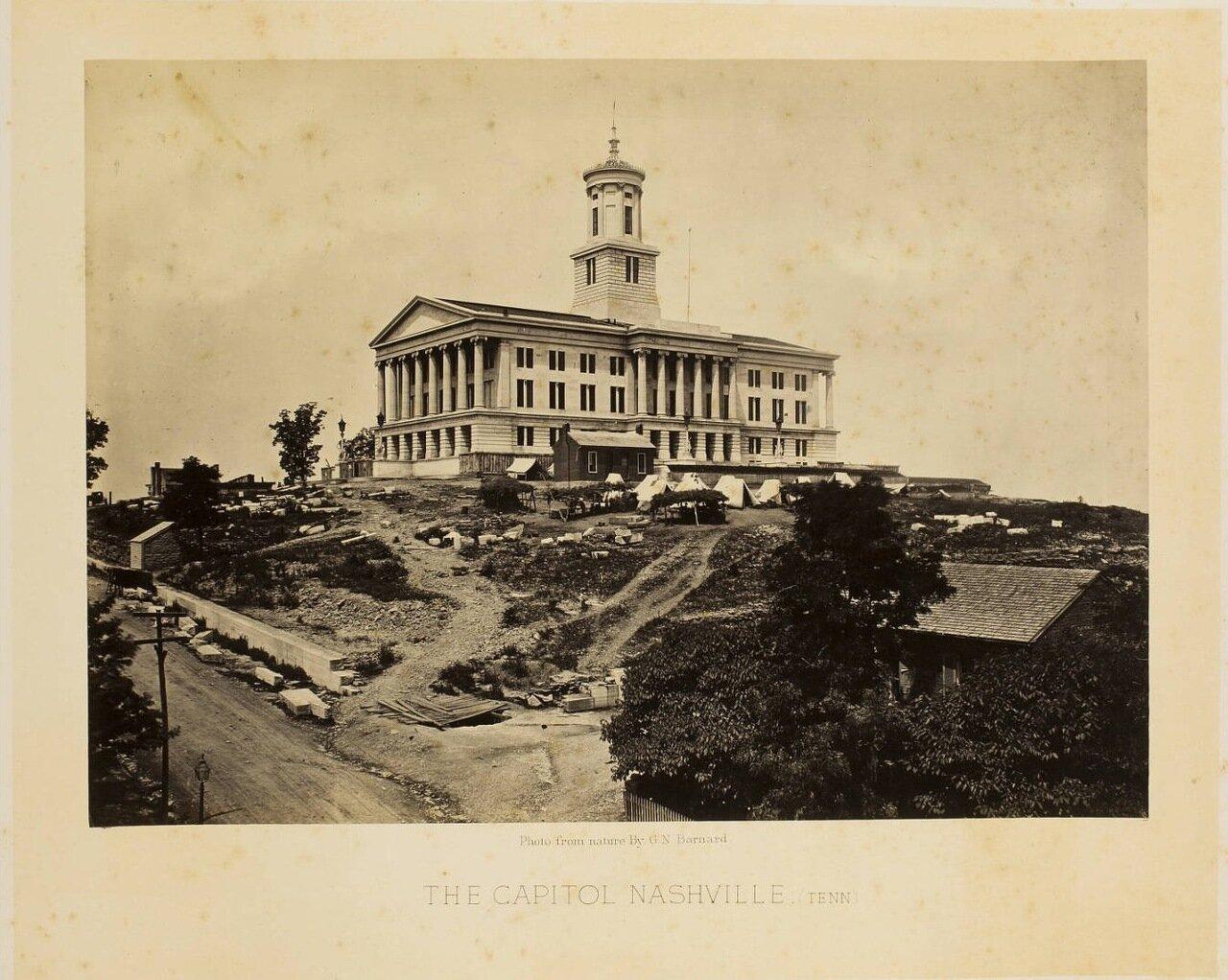 Капитолий Нэшвилла. Теннесси