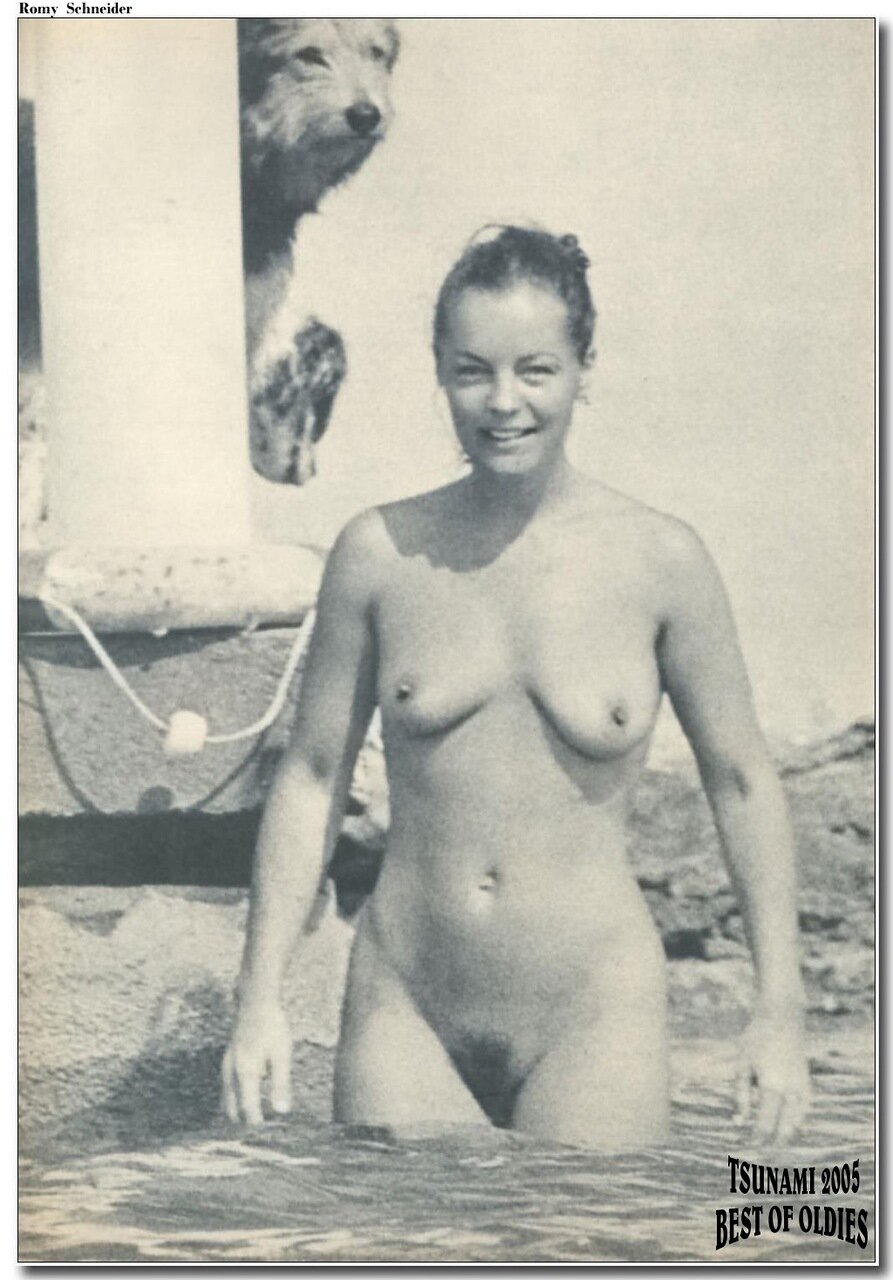 Роми шнайдер голая 7 фотография