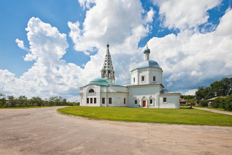 Троицкая церковь на Красной Горе