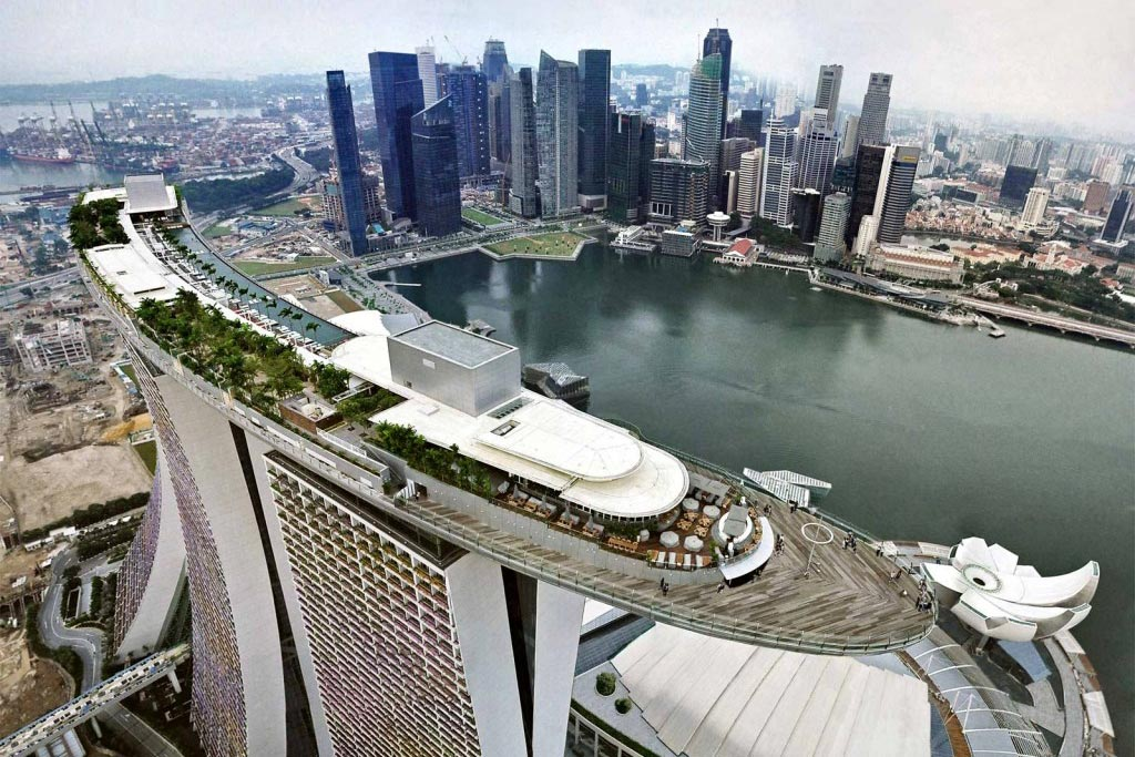 Marina Bay Sands – Марина Бей Сендс