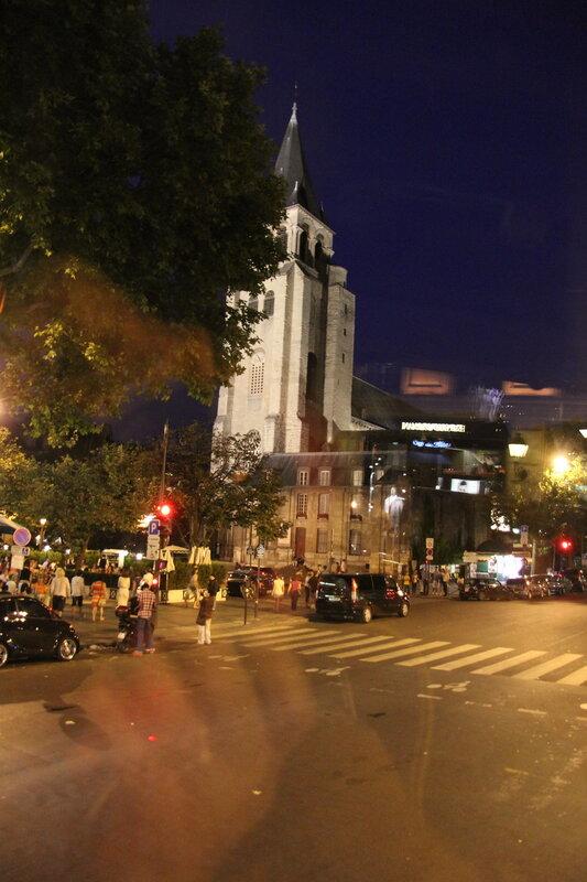 Ночной Париж!