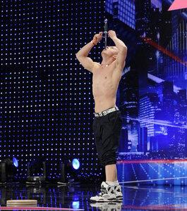 Молдованин поверг в шок жюри «Америка ищет таланты»