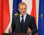 Premier Tusk: Rozpoczynamy akcję «powrót do domu»