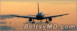 В Молдове появились первые авиарейсы low-cost