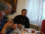 Гости из Православного Свято-Тихоновского гуманитарного университета в Перловском духовно-просветительском центре