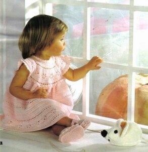 Обаятельная простота - розовый летний сарафан