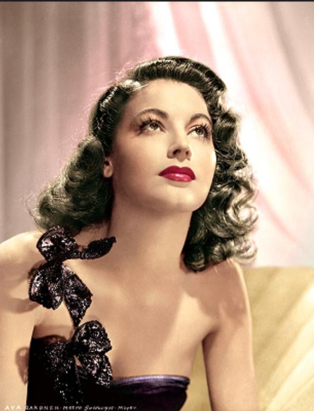 Ава Гарднер (1922 - 1990)
