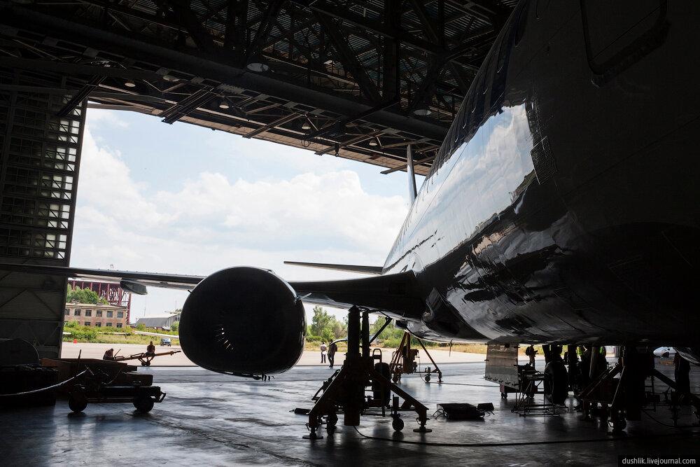 Внуковский авиаремонтный завод