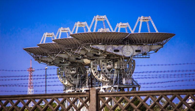 Радиотелескоп АДУ-1000