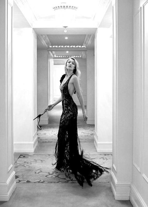 Gigi Hadid By Sebastian Faena For Vanity Fair | September 2015