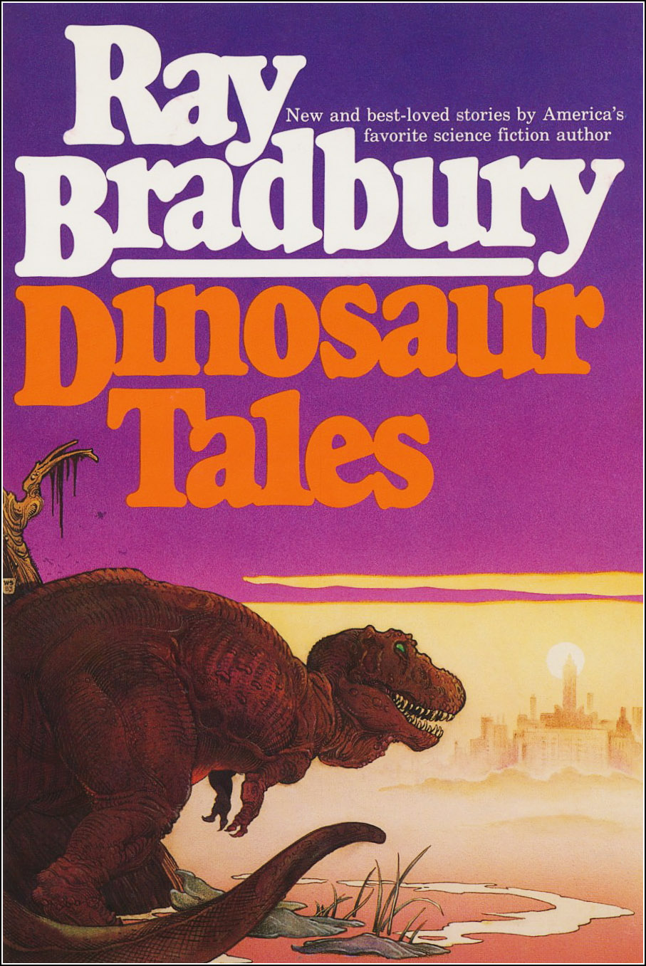 William Stout, Dinosaur Tales