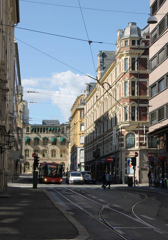 Осло. Oslo.