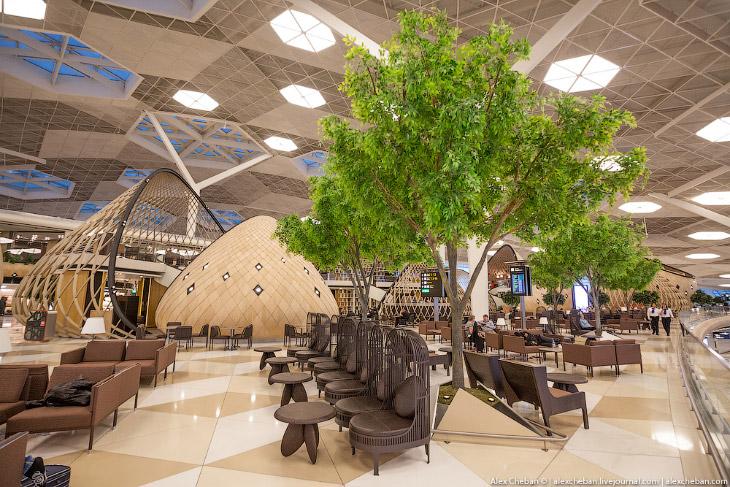 Самый красивый аэропорт в мире (36 фото)