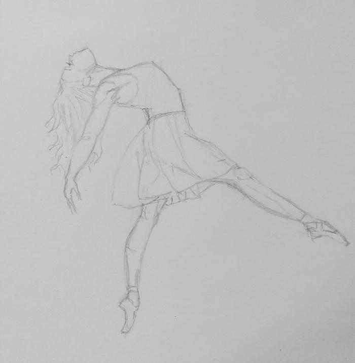 Танцы на пуантах