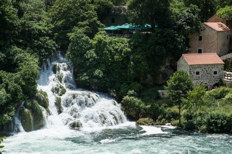0 87148 bf6d57ea XL Яхтинг в Хорватии. Национальный парк КРКА