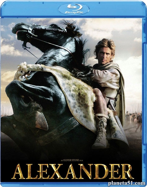 Александр / Alexander [Theatrical And Revisited: The Final Cut] (2004/HDRip)