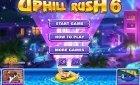 Uphill Rush 6 (Быстрые гонки 6) игра для винкс ланд