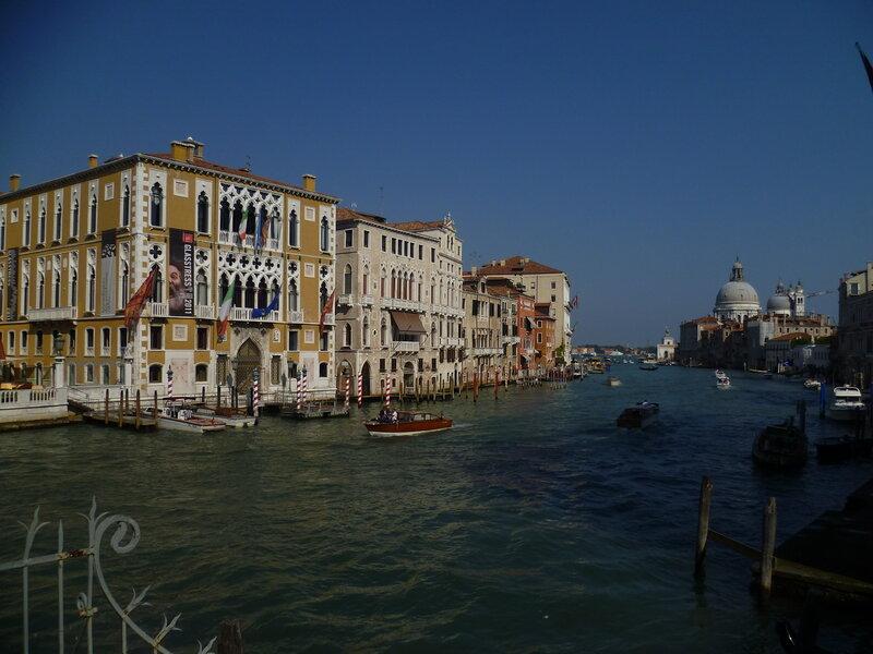 Италия. Венеция. Гранд канал. (Italy. Venice. Grand Canal)