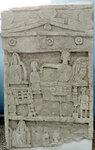 Надгробная стеля с двумя рельефными полями. IIв. н.э.
